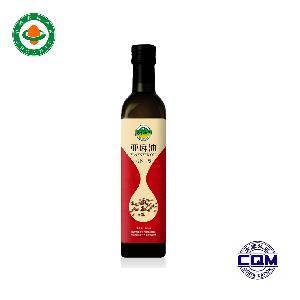 亞麻籽油500ML單瓶裝