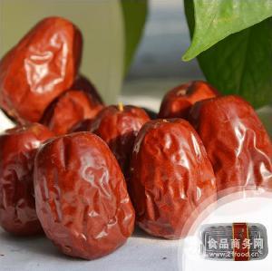 天娇红新疆和田特级骏枣长盒500g特级骏枣