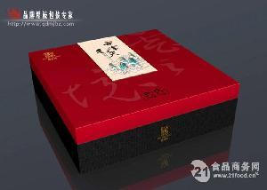 专业的茶叶盒厂家配套生产外盒内盒经验丰富