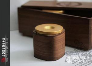 松木包装盒高档实木盒