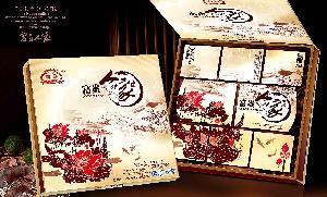 广州粤皇富贵人家月饼礼盒
