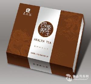 四季养生茶