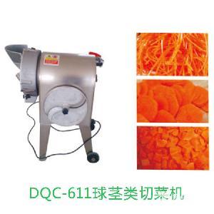 多功能高效球茎类切菜机