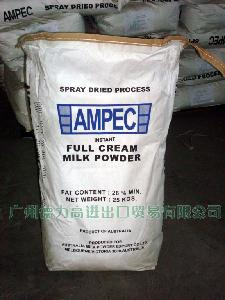 澳大利亚AMPEC全脂奶粉