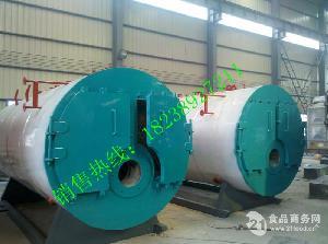 15吨热水锅炉