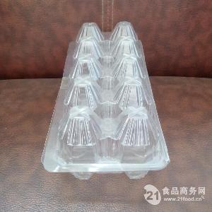 一次性透明塑料鸡蛋盒10枚装