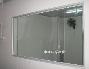 空气净化器检测舱