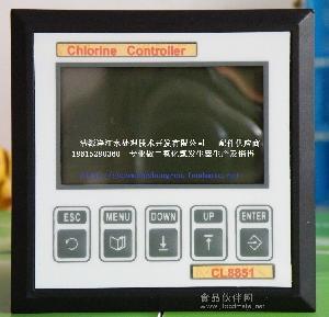 余氯在線檢測儀 自來水廠專用在線余氯檢測儀CL8851 精準型余氯儀