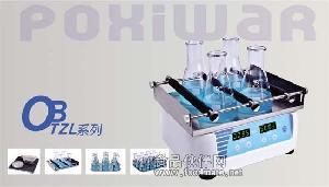 脫色搖床直流無刷電機技術以及微電腦控制技術,可實現軌道直徑10-30mm的脫色過程
