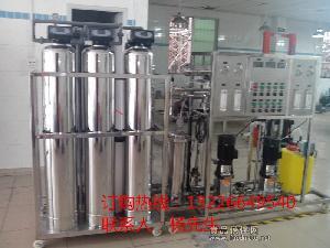 二級反滲透純水設備廠家 二級反滲透超純水設備
