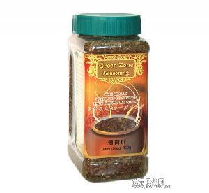 供应批发香辛调味料【绿环牌】罐装100g薄荷叶/Mint,dried 1罐起售10箱起批