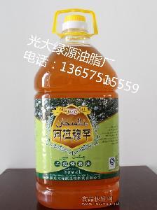 阿拉穆罕棉籽油新疆特产 二级5L 非转基因 食用油 *烹调油 棉籽油 *煎炸油
