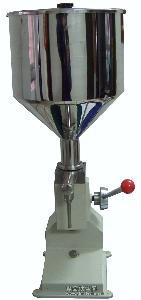 小型手动灌装机,小剂量手动膏体灌装机,小剂量液体定量灌装机