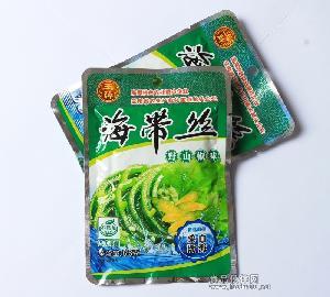 云南特产 绿色蔬菜 精品泡菜 下饭菜海带丝(野山椒味)酱腌菜88g