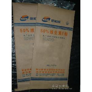 纸塑复合袋加内膜袋