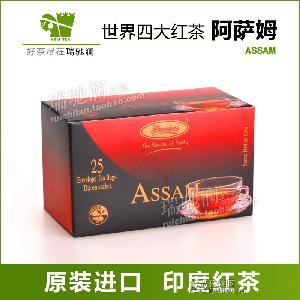 阿萨姆红茶包 印度原装进口袋泡红茶 麦芽香
