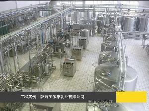 植物蛋白饮料生产线(河南郑州)欢迎参观考察!