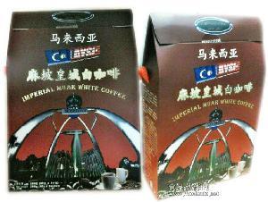 百年传承、*经典,马来西亚原装进口皇城白咖啡