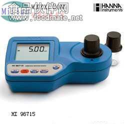 氨氮测定仪 便携式氨氮测定仪 氨氮测定