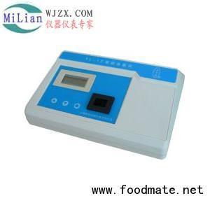 污水余氯分析儀 污水余氯檢測儀 余氯儀