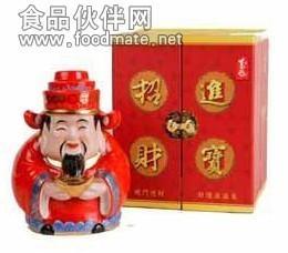长期供应玉山陈年台湾高粱酒礼盒(招财进宝)
