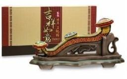 长期供应玉山陈年二锅头礼盒(吉祥如意)