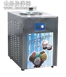 供应冰之乐硬冰激凌机 自动硬冰淇淋机
