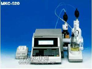 庫侖滴定式水份測定儀MKC-520