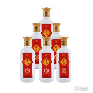 丰谷V系列珍藏白酒V3浓香高度纯酿白酒52度500ml*6
