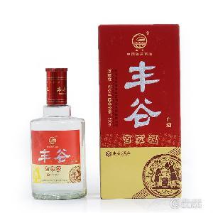 丰谷百家福 高度纯酿白酒 52度 500ml 白酒