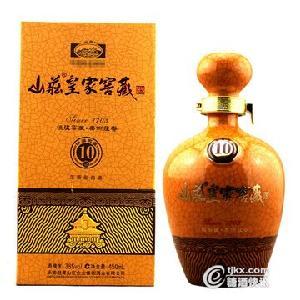 山庄老酒 *窖藏黄10年