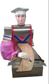 刀削面机,机器人刀削面机,喜洋洋机器人刀削面机,奥特曼刀削面机器人