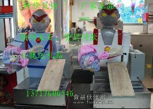 刀削面机器人|机器人刀削面机|2013*款削面机器人|刀削面机