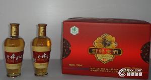 叶逢春野蜂蜜酒 低度养生酒 给爸妈的养生酒 16度251ml*12