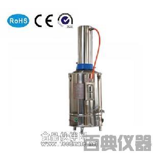 YN-ZD-Z-20自動斷水型蒸餾水器廠家 價格 參數
