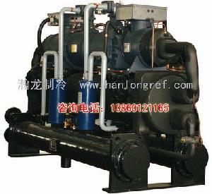 中低温螺杆式冷水机,低温复叠机组,深冷机组