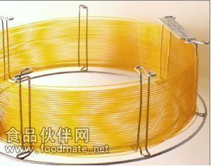 毛細管色譜柱 固定相:OV-275,組成:50%三氟丙基硅氧烷,極性