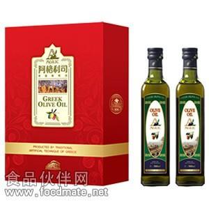 阿格利司特级初榨橄榄油新E礼盒