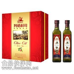 阿格利司特级初榨橄榄油D1礼盒
