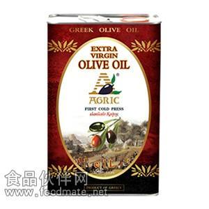 阿格利司橄榄油,阿格利司特级初榨橄榄油铁桶1000ml