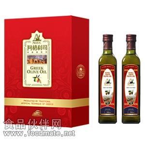 阿格利司特级初榨橄榄油新F礼盒