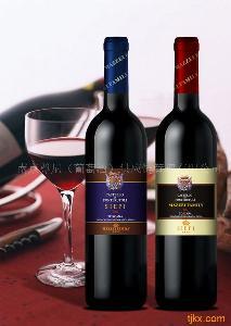 意大利葡萄酒-(马泽世家)--招商