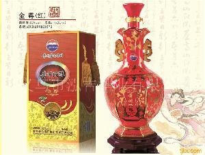 贵州特醇—金尊(红)