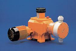 Makro TZ机械隔膜计量泵