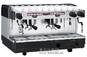 金佰利 LA CIMBALI M27专业半自动双头特浓咖啡机 双头电控