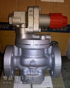 日本VENN气体减压阀RP-6A_RP-8A_日本进口气体法兰减压阀