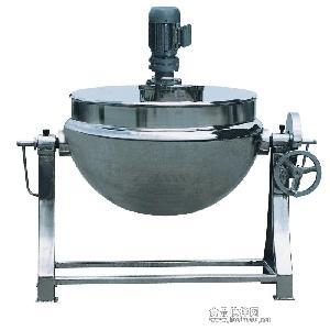 厂家供应导热油馅料炒锅