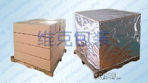 托盘隔热包装袋,建筑隔热保温膜,真空铝箔袋,特大型隔热保温袋,集装箱隔热层