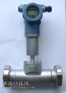 管錐螺紋流量計(食品衛生型)