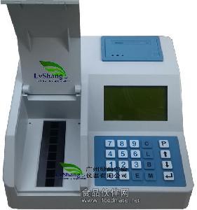 绿尚蔬菜农药速测仪|蔬菜农药残留检测仪|绿尚蔬菜速测